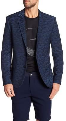 Karl Lagerfeld Camo Blazer