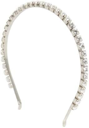 Miu Miu Embellished Headband