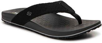 Skechers Relaxed Fit Erever Flip Flop - Men's