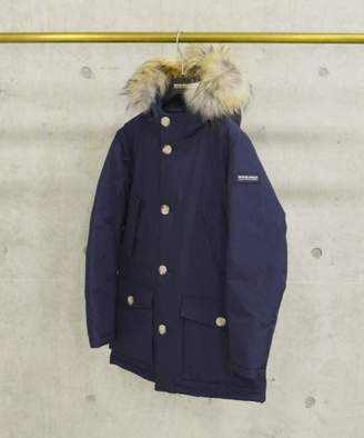 Ships (シップス) - SHIPS KIDS WOOLRICH(ウールリッチ):BS PARKA DETACHABLE