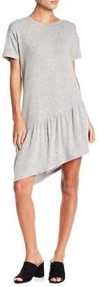 Abound Ruffle Hem T-Shirt Dress