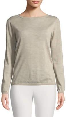Max Mara Charles Cashmere Crewneck Pullover Sweater