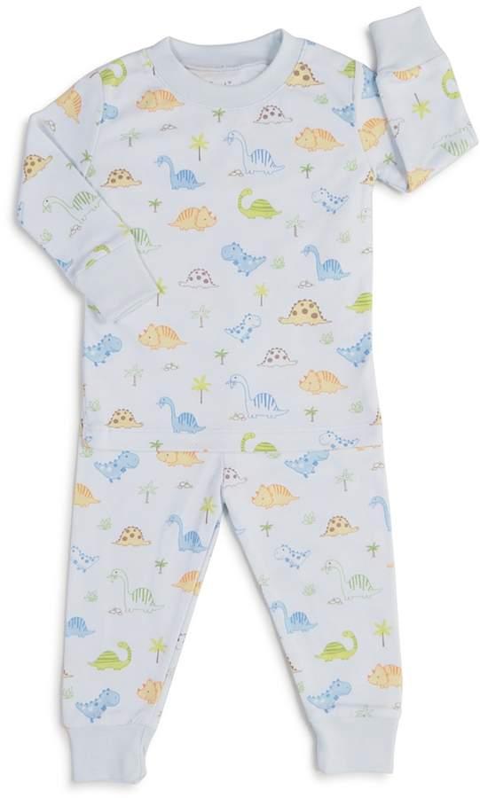 Boys' Dino-Print Pajama Shirt & Pants Set - Baby