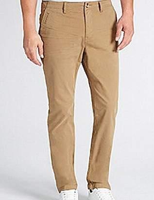 William Rast Men's Kent Slim Fit Straight Leg Chino Pant