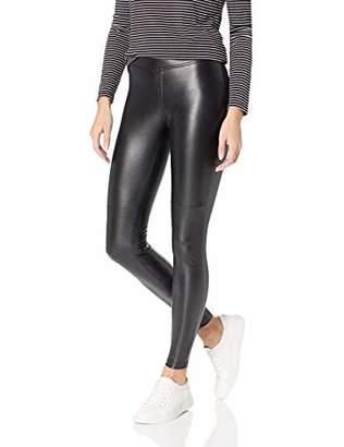 Hue Women's Leatherette Leggings, XS
