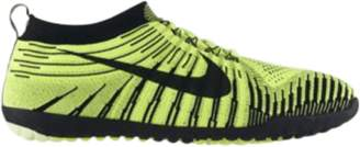 Nike Free Hyperfeel Run Black White Volt