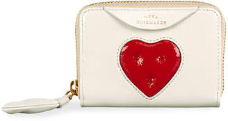 Anya Hindmarch Small Chubby Zip-Around Wallet