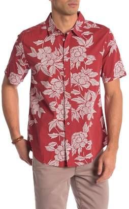 RVCA Bora Short Sleeve Regular Fit Shirt