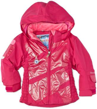 Obermeyer Girls' Kids Prism Pink Hooded Jacket