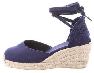 Castaner Carina Espadrille Wedges w/ Tags