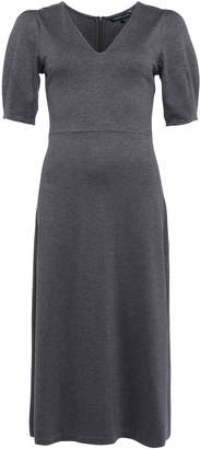 Next Womens French Connection Charcoal Jersey Maxi Dress