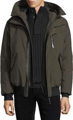 Mackage Men's Denton Bomber Jacket