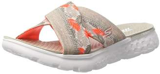 Skechers Performance Women's On The Go 400 Tropical Flip Flop