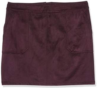 Dorothy Perkins Women's Suedette Mini Skirt