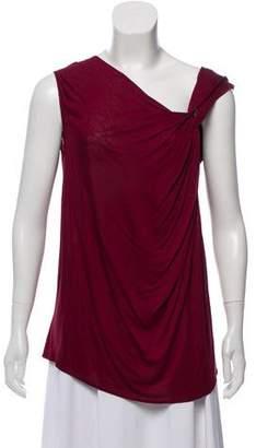 Zero Maria Cornejo Silk Sleeveless Top