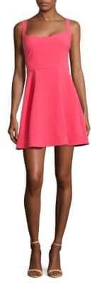 LIKELY Hungtington Fit-&-Flare Dress