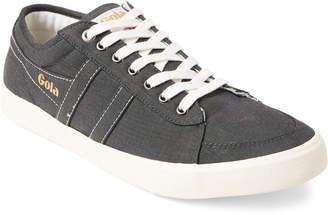 Gola Black Comet Twill Low Top Sneakers