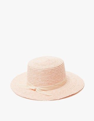 The Paradiso Straw Boater $79 thestylecure.com