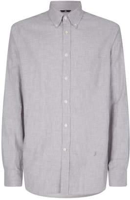 J. Lindeberg Flannel Buttoned Shirt