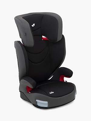 Joie Baby Trillo Group 2/3 High Back Booster Car Seat, Ember