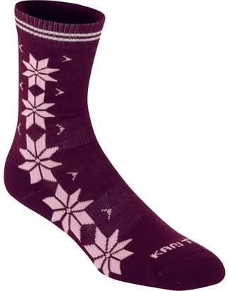 Kari Traa Vinst Wool Sock - 2-Pack - Women's