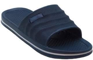 """BLUE SUEDE SHOES Comfort Trend Mens """"M-Slidster"""" Slide Sandals"""