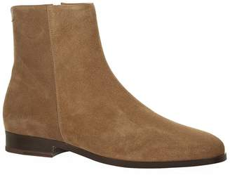 Sandro Suede Blake Ankle Boots