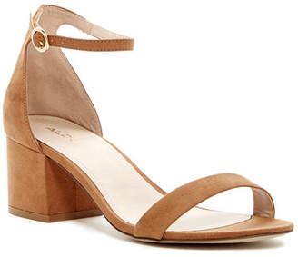 Aldo Yuwiel Ankle Strap Sandal $60 thestylecure.com