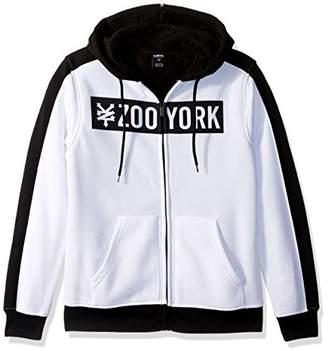 Zoo York Men's Long Sleeve Sherpa Hoodie