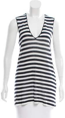 Jenni Kayne Striped Sleeveless Top w/ Tags