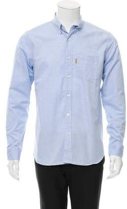 October's Very Own Oxford Button-Up Shirt