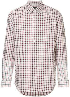 Stella McCartney print mix shirt