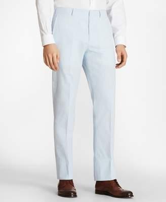 Brooks Brothers Regent Fit Seersucker Trousers