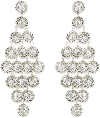 Amrita Singh Crystal Chandelier Earrings