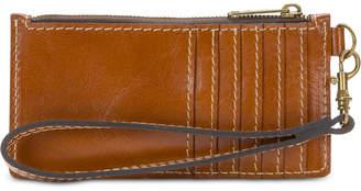 Patricia Nash Leather Almeria Wristlet