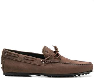 Tod's slip-on moccasins