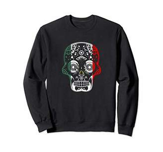 Mexican Shirt Mexican Flag Shirt for Mexican Pride Skull Cl