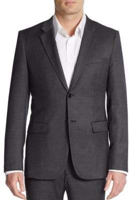 Theory Regular-Fit Wool Sportcoat