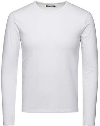Jack and Jones Men Basic Long Sleeve T-Shirt