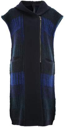 Ilaria Nistri hooded knit gilet