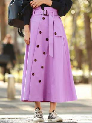 Mayson Grey (メイソン グレイ) - MAYSON GREY トレンチスカート メイソングレイ スカート