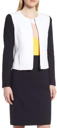 BOSS Coralie Colorblock Jacket
