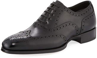 Tom Ford Formal Lace-Up Brogue Shoe