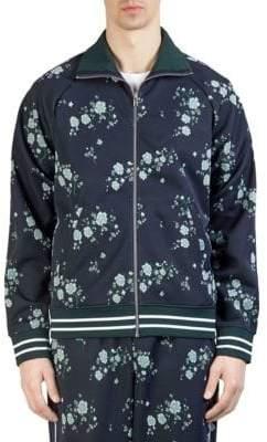 Kenzo Cheongsam Flower Track Jacket
