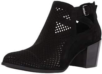 Anne Klein AK Sport Women's Gabs Suede Ankle Boot