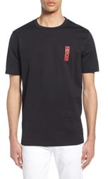 HUGO Durni Slim Fit Logo T-Shirt