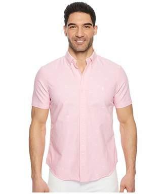 Polo Ralph Lauren Oxford Short Sleeve Sport Shirt