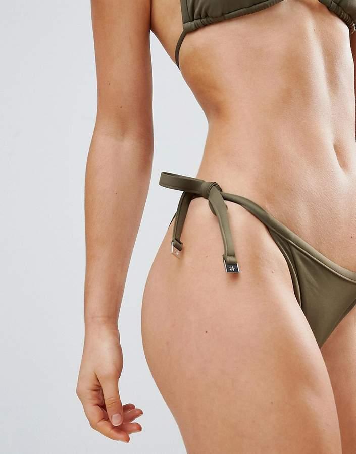 Brazilian Tie Side Bikini Bottom