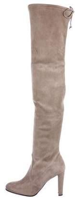 Stuart Weitzman Highland Thigh-High Boots