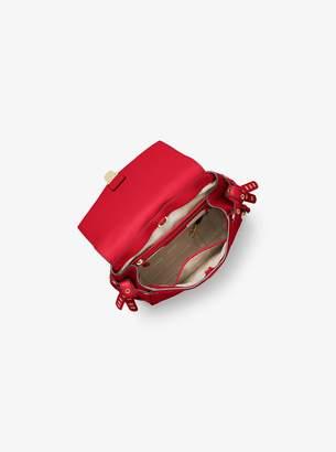 MICHAEL Michael Kors Bristol Medium Studded Leather Backpack